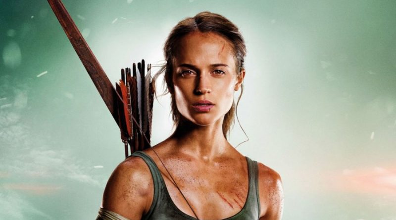 Tomb Raider film (2018)
